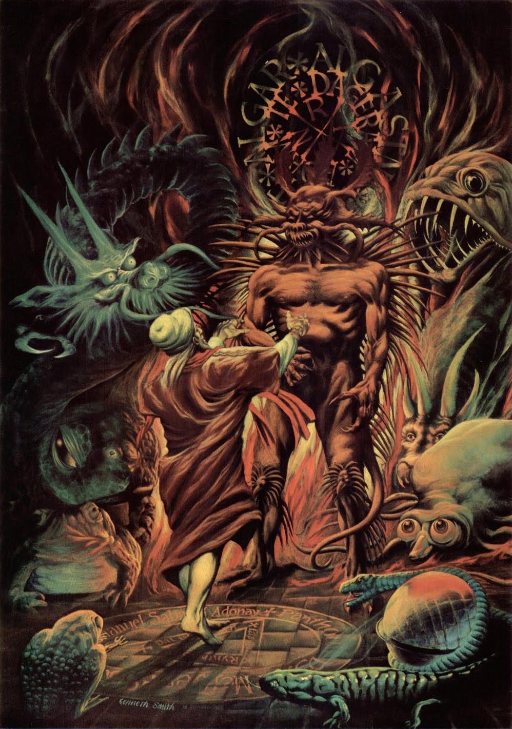 Kenneth Smith - Sorcerer, 1969