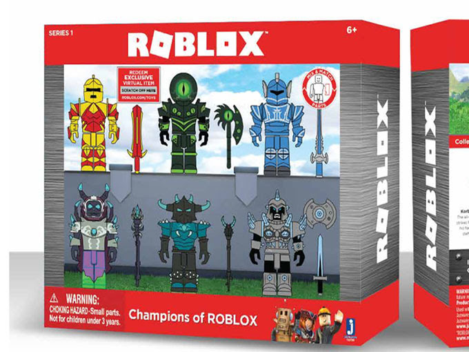 Kidscreen Archive Jazwares Brings Robloxs World Into - roblox toy com