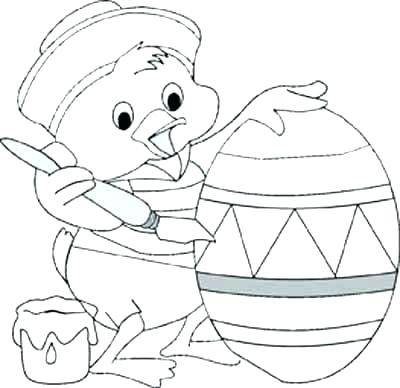 religious easter coloring pages for preschoolers at getdrawings  free download