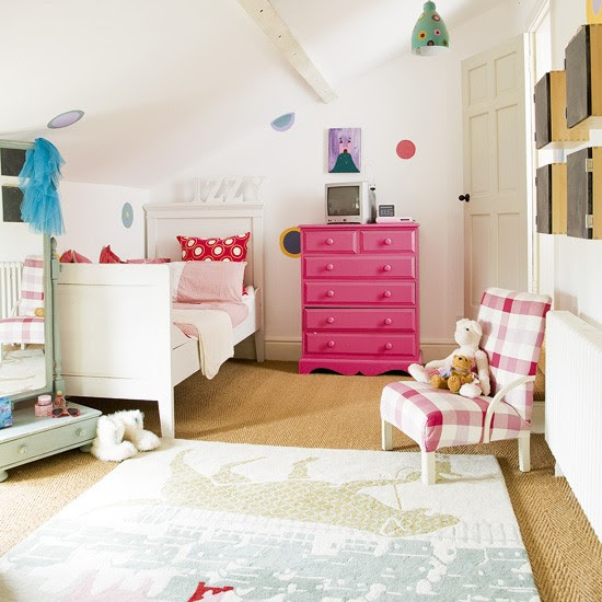 Country-style children's bedroom | Children's bedroom ideas | Children's bedroom | Image | Housetohome.co.uk