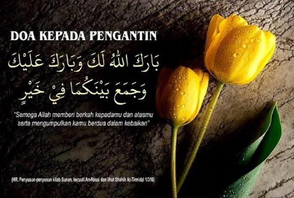 30 Ucapan Pernikahan Islami Untuk Sahabat Menyentuh Hati