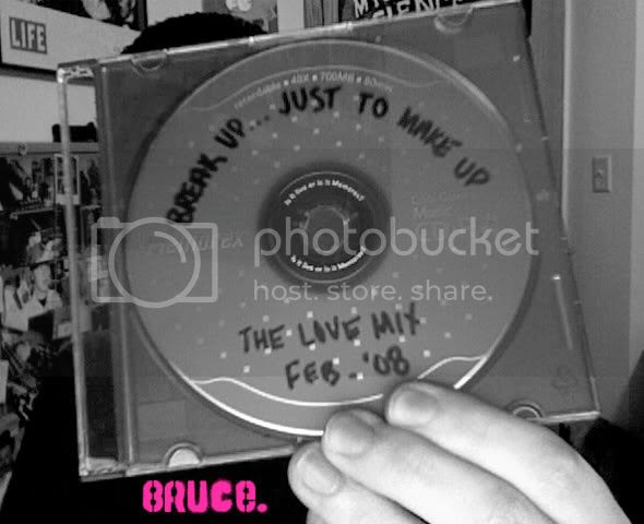 Bruce's Mix.