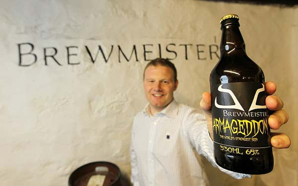 «Αρμαγεδδών»: Μια νέα μπίρα… δυναμίτης!