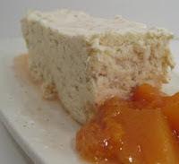 Photo of honey-pecan semifreddo