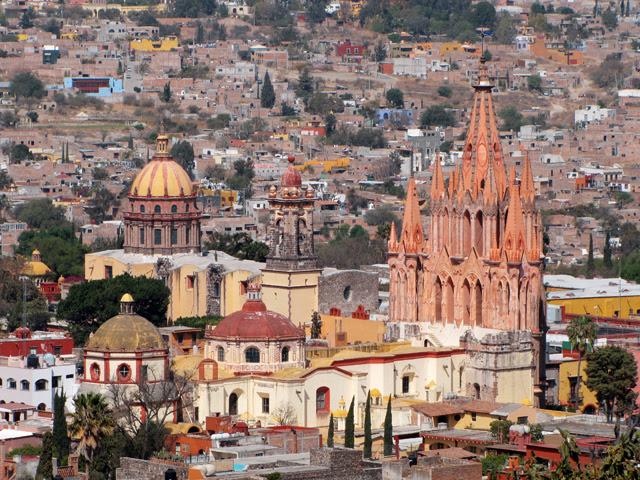 San Miguel de Allende-Guanajuato
