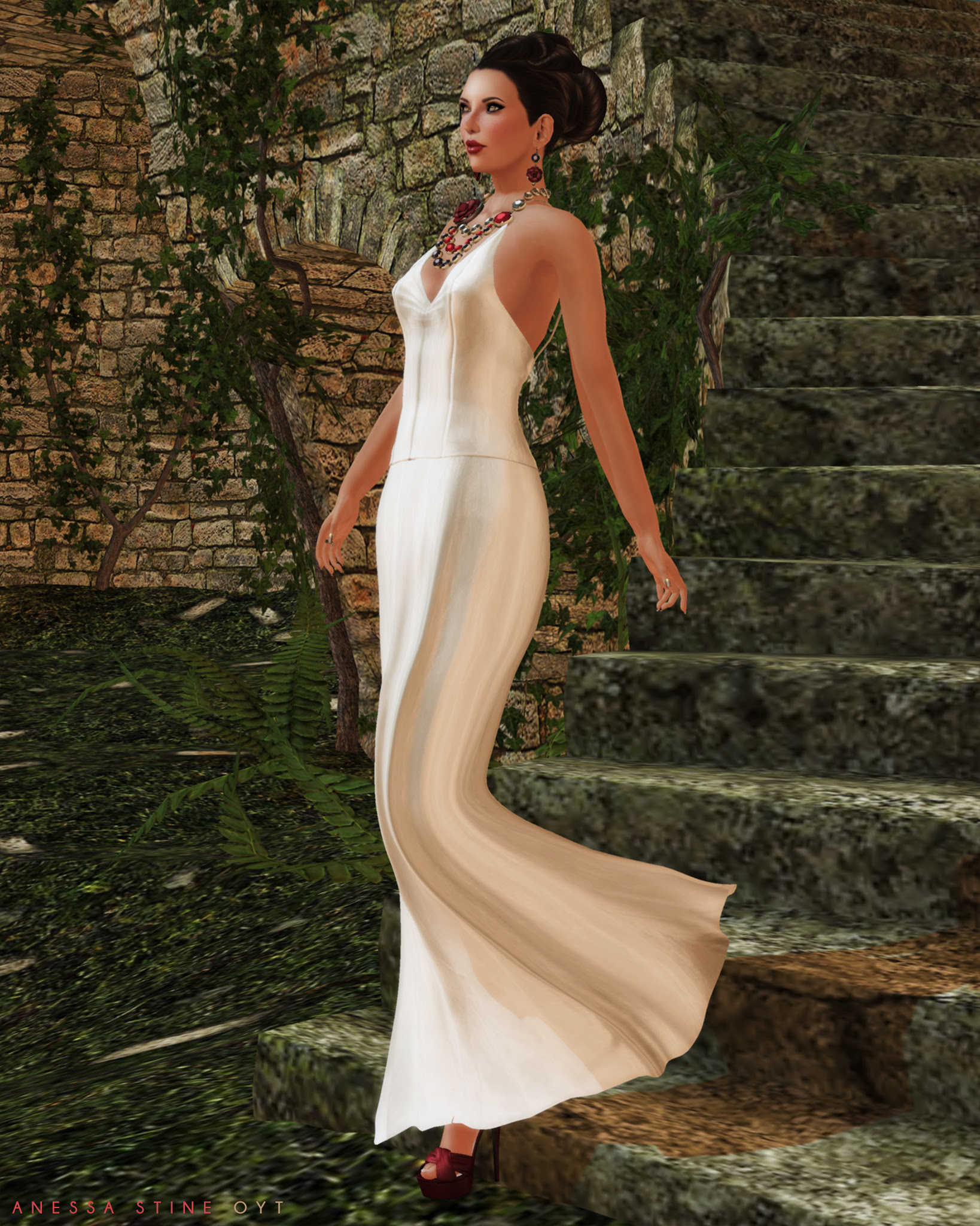 On Your Toes Blog: Love Among The Ruins