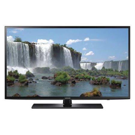 SAMSUNG UN40J6200AF HDTV, LED,40in,1080p,2 HDMI Inputs G0108477