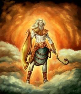 Apollo Greek God - Art Picture by TaekwondoNJ