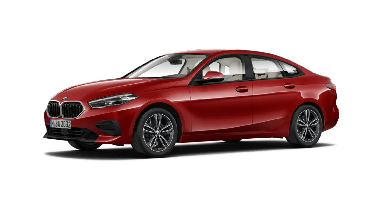 The BMW 220i Sport is the new entry point to 2 Series Gran Coupe ownership. Image: BMW