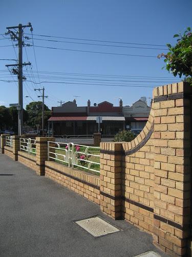 Fence, Port Melbourne