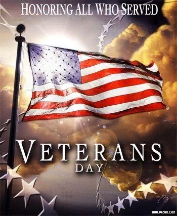 My Paisley World: Veterans Day Salute