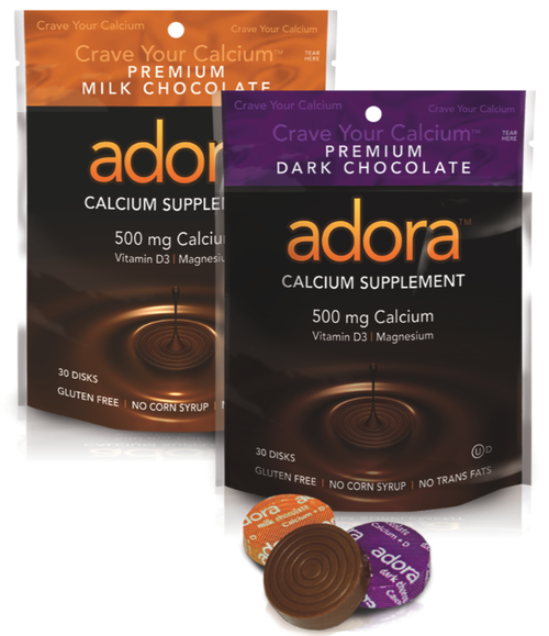 Adore Calcium Supplements-A Product Review