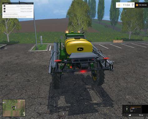 John Deere 4730 Sprayer Mod V 1.0   Farming Simulator 2017 mods, Farming Simulator 2015 mods, FS