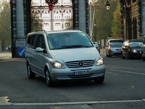 Viano Combines Mercedes Technology