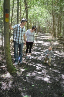 Naftels Creek Hiking