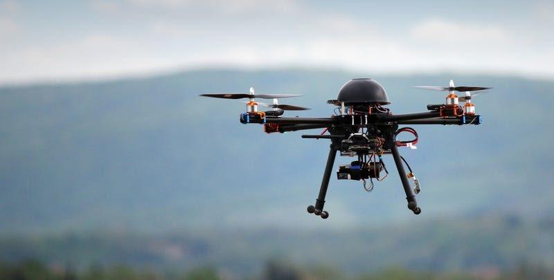 La primera carrera de drones de Latinoamérica se llevará a cabo en Chile