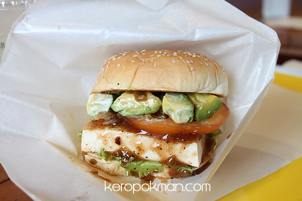 Freshness Burger - Tofu Burger