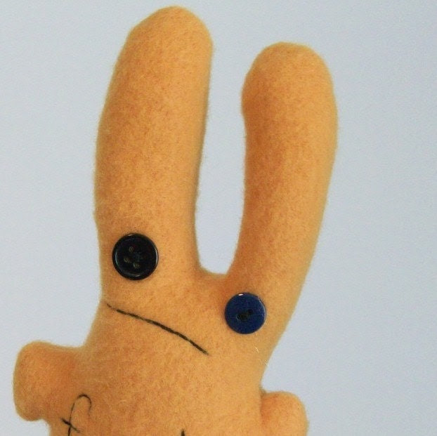 fail bunny is SO disappointed in you