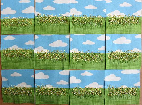 Bitty Blocks - Landscapes Grp #1