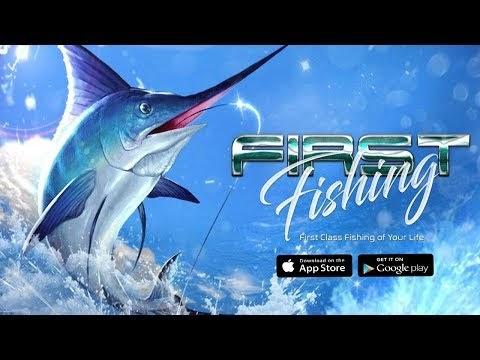 First Fishing v1.0.9 Oyunu Damage Hileli Mod Apk İndir 2019
