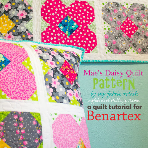 Mae's Daisy Quilt