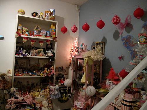 Inside Doll Land at Piddlestixs!