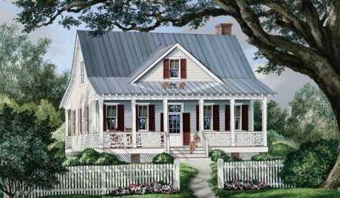 Standout Cottage Designs . . . Cozy, Cute & Quaint!