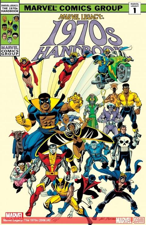 Marvel Comics In The 70s