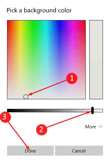 How to Set Custom Colour Desktop Background in Windows 10 image 5