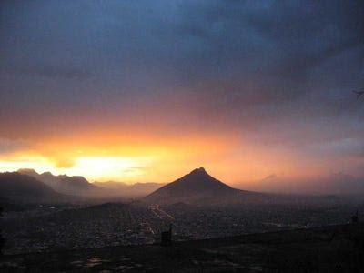 38.  Monterrey, México