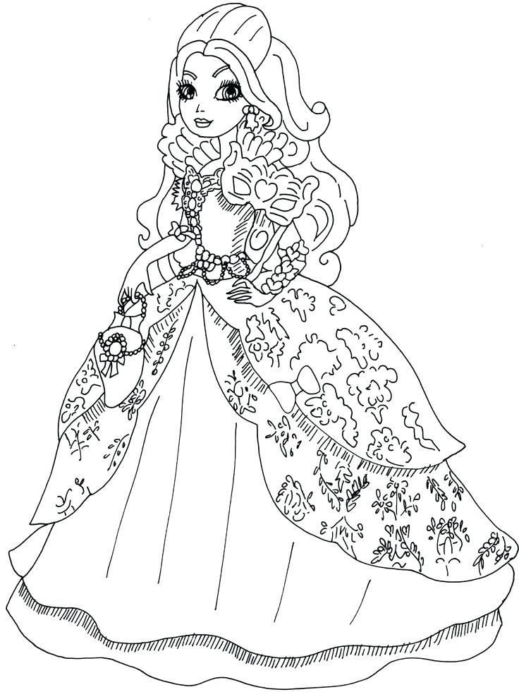 The Best Free Ashlynn Coloring Page Images Download From 22 Free