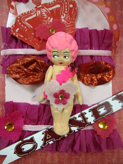 Queen Cupie, Valentine Tag Swap!