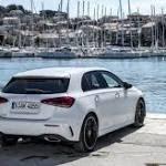 New Mercedes hatchback top of the tech class