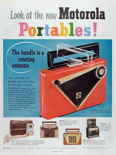 Motorola portables