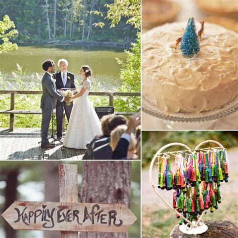 Camp Wedding Ideas   POPSUGAR Love & Sex
