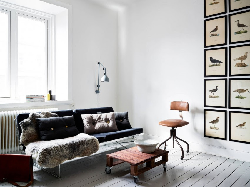 Beautiful Small Apartment Located In Stockholm Sweden