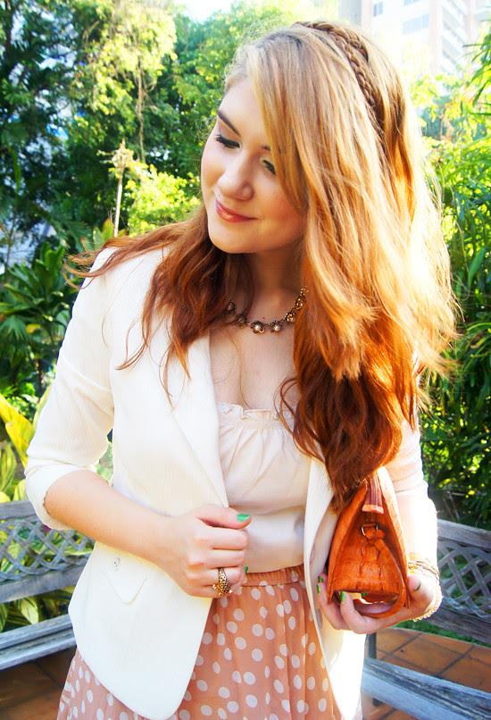 Asymmetrical skirt by The Joy of Fashion (4)
