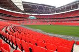 Wembley: Dark and forboding