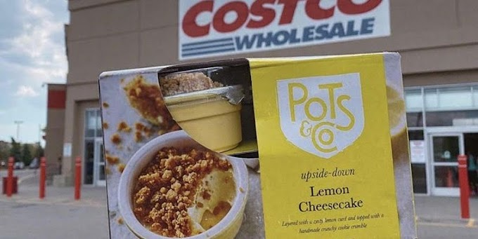 Costco Is Selling Cheesecakes That Come In Reusable Ceramic Pots