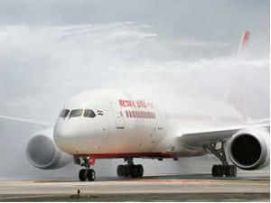 Air India plane with 169 on board makes emergency landing