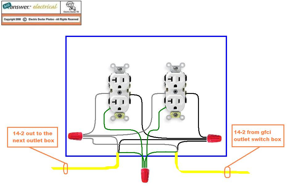 wiring a switch with light in middle of circuit diagram image 6