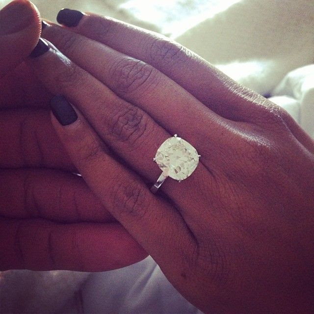 Engaged : Dwyane Wade & Gabrielle Union photo gabdwade2.jpg
