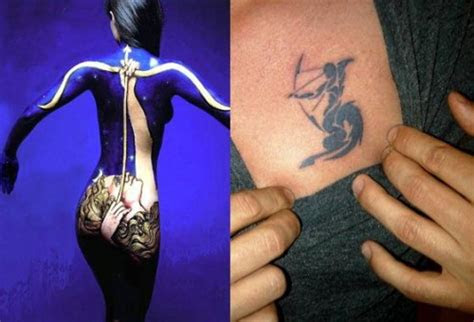 sagittarius tattoo ideas  pictures tatring