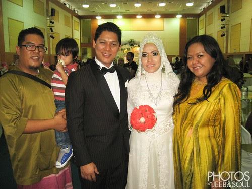 Wedding Dzul & Farah 2012