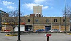 Former Manitoba Furniture Building
