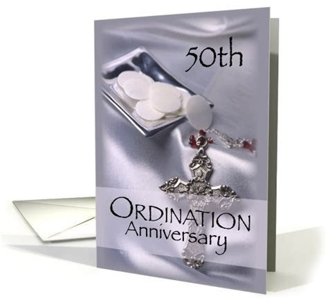 50th Anniversary Priest Gift   Party Invitations Ideas