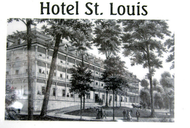Hotel St. Louis 1890