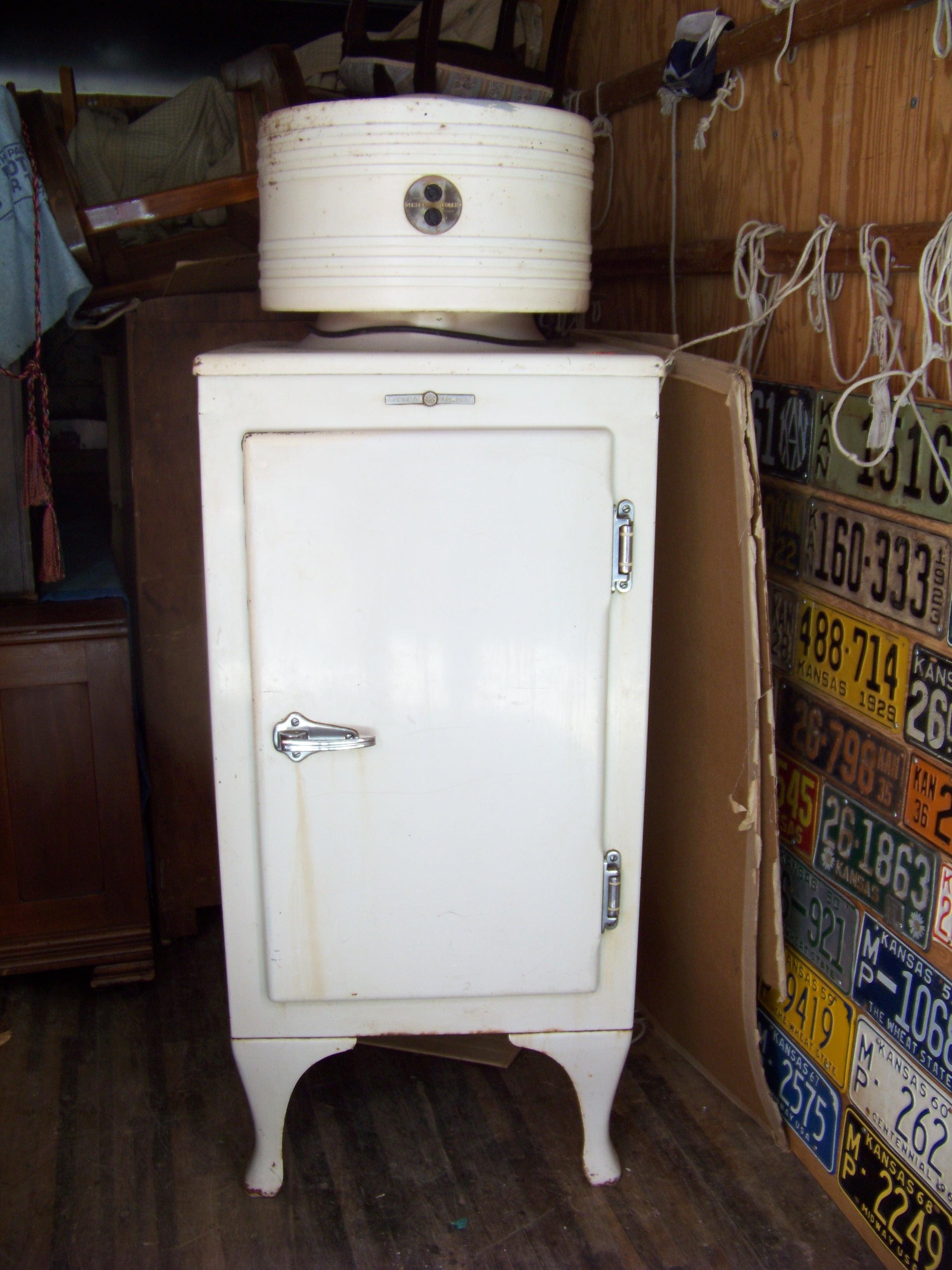 Old GE Refrigerators for Sale