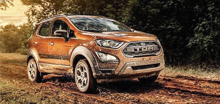Raptor Y Ford Ecosport Storm Bows For Brazil Ford Authority