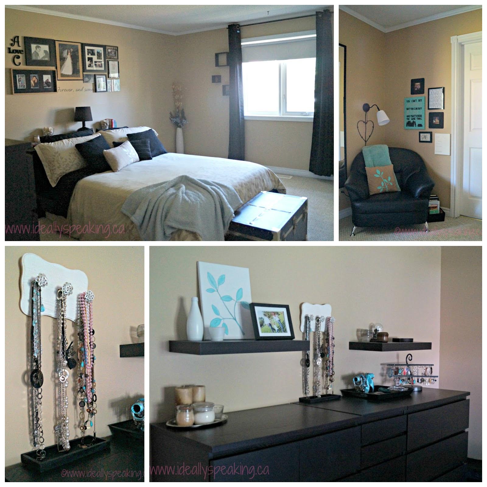 #PinterestHouseProject: Master Bedroom Retreat - Ideally ...